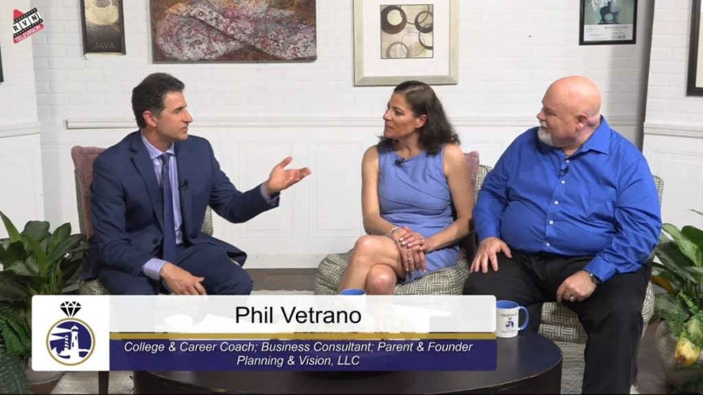 Check out Coach Phil's debut on TV! Marriage Matters with Coach Phil Vetrano - RVN Television